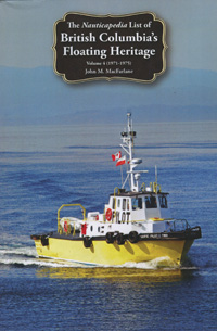 Book — British Columbia's Floating Heritage